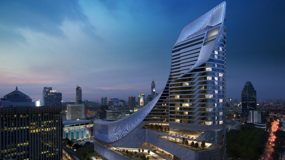 Park Hyatt Bangkok set to open early 2017 - Business Traveller