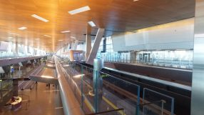 Hamad International Dual Passenger Trains