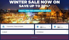 Hilton EMEA winter sale