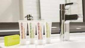 Le Meridien Malin and Goetz toiletries