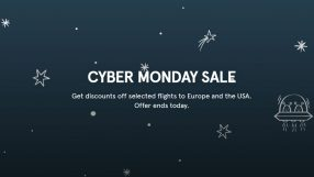 Norwegian's Cyber Monday sale