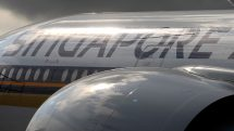 Singapore Airlines' B777-300ER