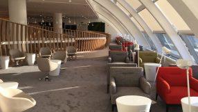 SkyTeam Beijing Capital International Airport Lounge