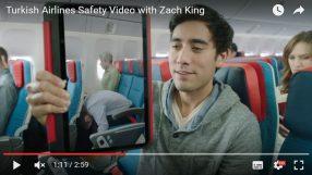 Turkish Airlines safety vid