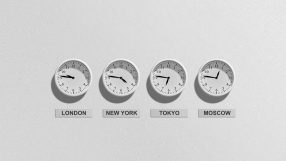 Travelling between time zones can play havoc on your internal clock