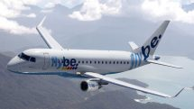 Flybe Embraer E175