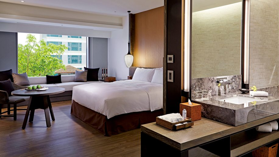 Silks Place Tainan Deluxe Room