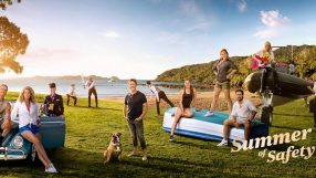 Air New Zealand's Summer of Safety video