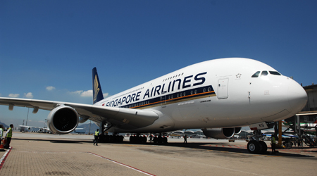 B-01. Singapore Airlines