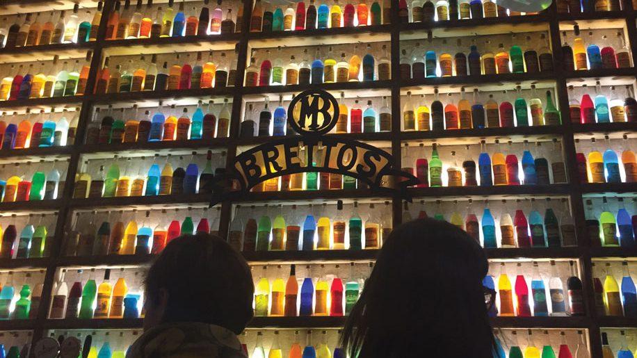 Brettos bar, Athens