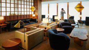 Cathay Pacific first class heathrow lounge