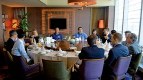 Business Traveller Asia-Pacific and Malaysia Airlines Berhad Editor's Lunch