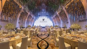Grand Ballroom at JW Marriott Singapore South Beach