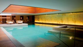 Grand Hyatt Chengdu pool