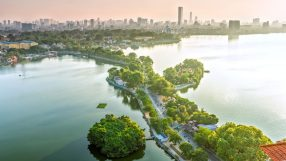 Hanoi's West Lake