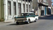 Cuban car (copyright Jenny Southan)