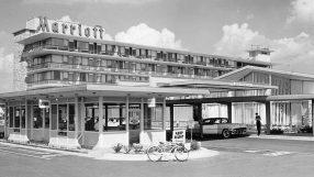 The Twin Bridges Marriott Motor Hotel