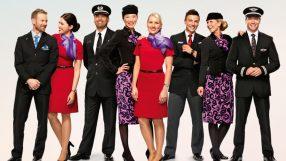 Virgin Australia Crew