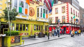 Temple Bar area, Dublin, Ascott