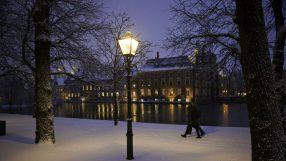 Winter in The Hague