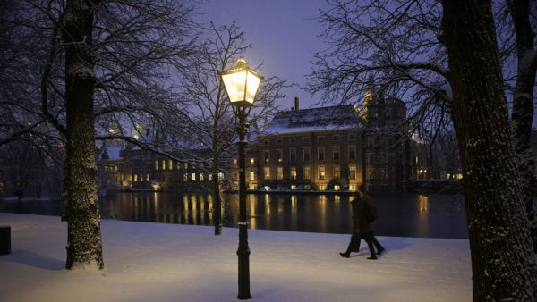 Winter in The Hague