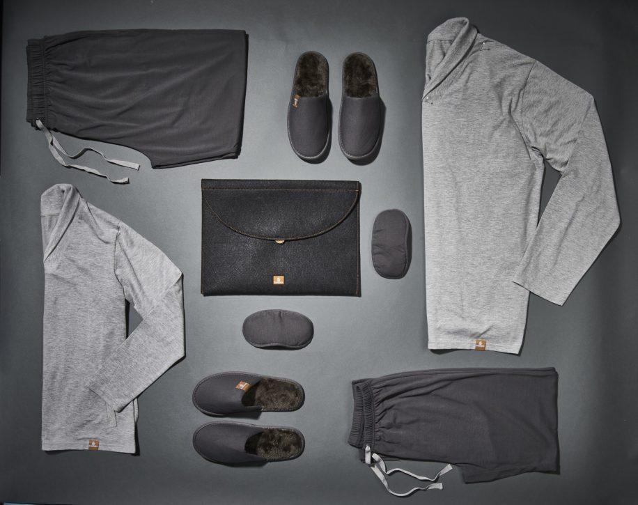 Image result for emirates moisturizing pajamas