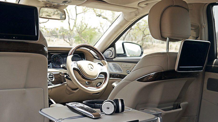 Mercedes-Benz_S-Class interiors