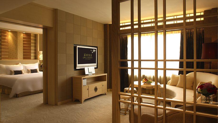 Executive Suite, LN Garden Hotel, Guangzhou