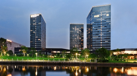C-21. Pan Pacific Hotel & Serviced Suites Ningbo (B)