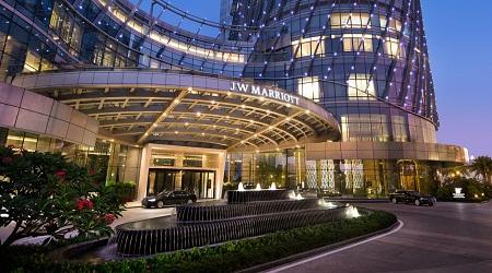 C-31. JW Marriott Hotel Shenzhen Bao'an