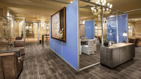 Coworking Powered by Zappos at The Venetian_Interior