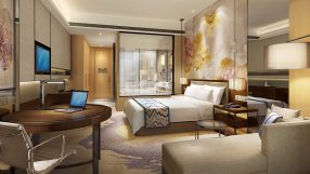 DoubleTree by Hilton Ningbo Beilun Guestroom King