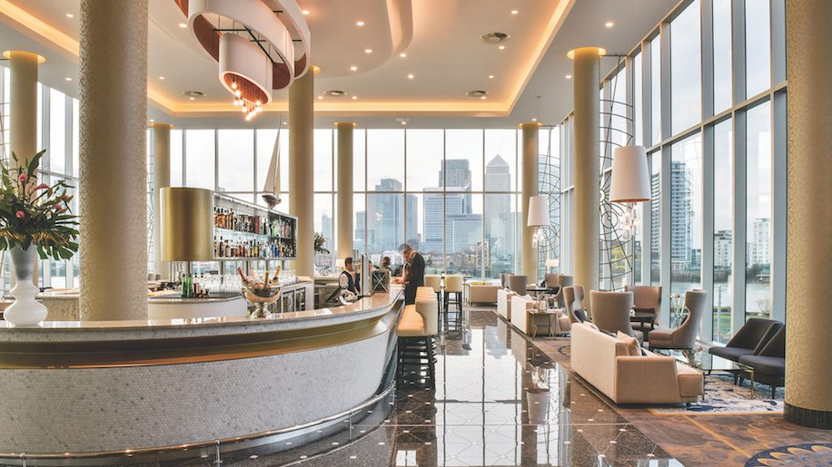 InterContinental London - The O2, Clipper Bar