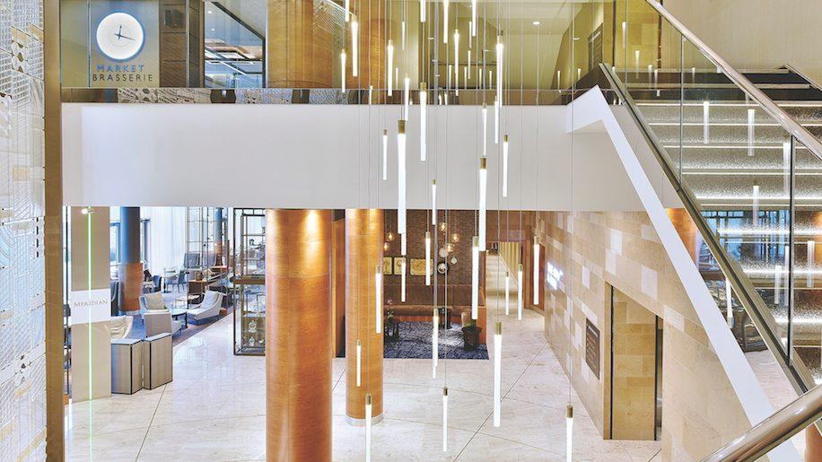 InterContinental London - The O2, Lobby