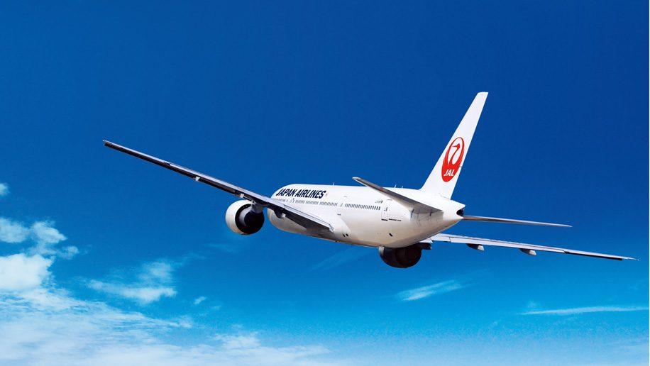 JAL aircraft