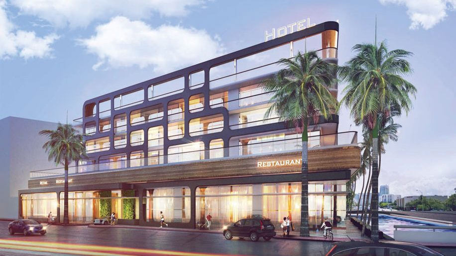 Hotel Palomar South Beach