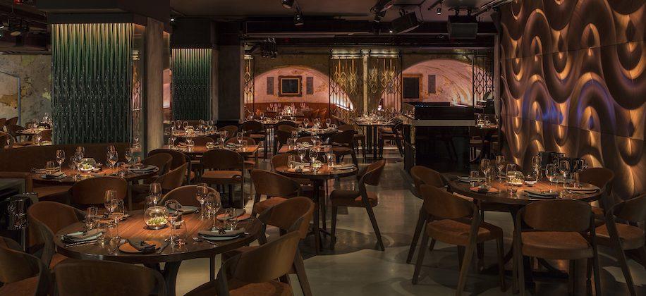MNKY HSE London restaurant