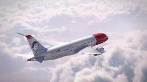 Norwegian's second British tail fin hero Amy Johnson CBE