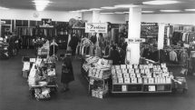 Early days of Shannon airport duty-free offering