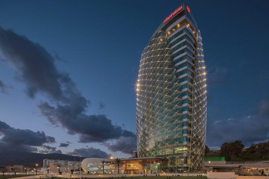Marriott Opens New Algerian Property Business Traveller
