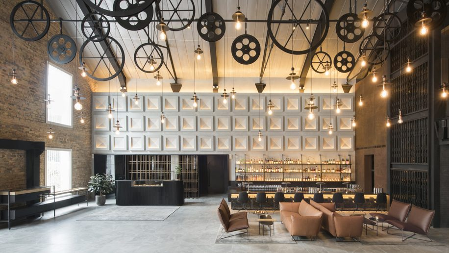 The Warehouse Hotel Lobby and Bar, Singapore