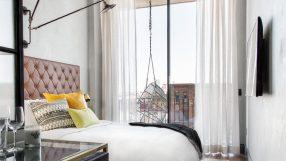 Williamsburg hotel bedroom