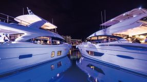 Yachts: credit - SuperYachtTimes.com