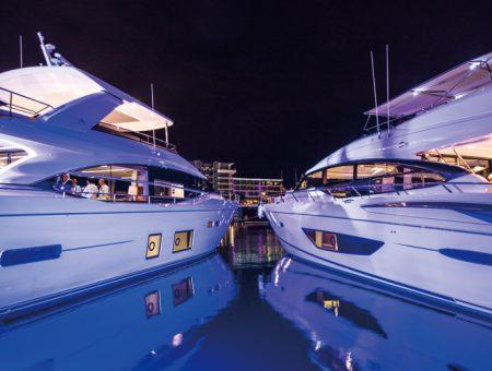 Yachts: credit - SuperYachtTimes.com