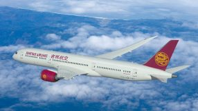 Juneyao Airlines B787-9 Dreamliner