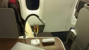 Garuda Indonesia business class B777-300ER