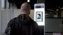 Amsterdam Schiphol biometrics trial