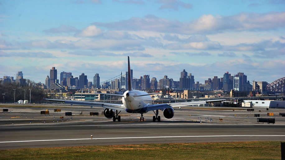 New York Airports Among Worst In Us For On Time