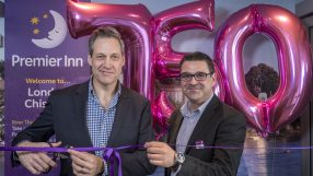 Premier Inn opens 750th UK property