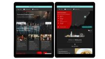 Qantas wifi Foxtel